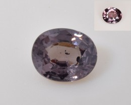 Natural Color Changing Garnet 1.11 Cts Faceted Gemstones