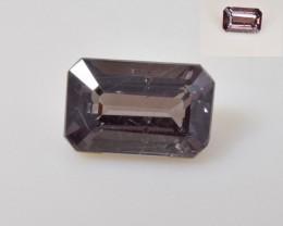 Natural Color Changing Garnet 1.21 Cts Faceted Gemstones
