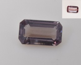Natural Color Changing Garnet 1.27 Cts Faceted Gemstones