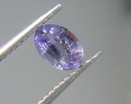 0.64ct Tanzanite , 100% Natural  AA Grade