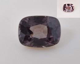 Natural Color Changing Garnet 1.35 Cts Faceted Gemstone