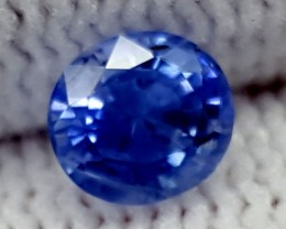 0.80CT CEYLON BLUE SAPPHIRE  BEST QUALITY GEMSTONE IGC507