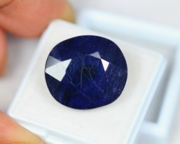 30.28ct Dark Blue Sapphire Oval Cut Lot GW2246
