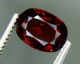 1.32 Crt Natural Spinel Sparkling Luster Faceted Gemstone. (Sp 03)