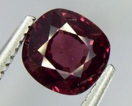 1.19 Crt Natural Spinel sparkling luster Faceted Gemstone( Sp 08)