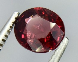 1.05 Crt Natural Spinel Sparkling luster Faceted Gemstone( Sp 12)