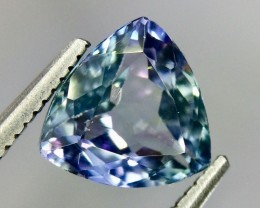 2.18 Crt Natural Tanzanite Good Quality Faceted Gemstone( Tz 02)