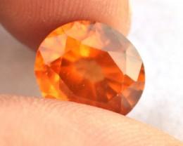 7.15 Carat Top Quality Orange Hessonite Garnet
