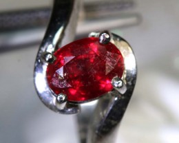 28.6 CTS- RUBY RING SG-2718