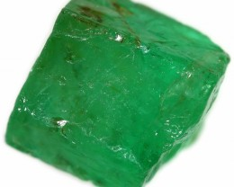 5.85 CTS EMERALD CRYSTALS FROM ETHIOPIA [S-SAFE155]