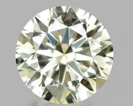 0.26 CT DIAMOND WITH SPARKLING LUSTER GEMSTONE WD14