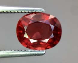 2.35 Cts Pyrope Almandite Garnet Awesome Color ~ Africa Pv.13