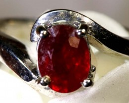 27.40-CTS  RUBY RING   SG-2728