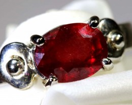 17.60-CTS RUBY RING   SG-2729