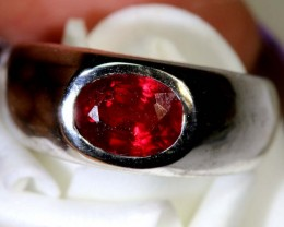 38.80-CTS  RUBY RING SG-2730