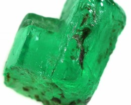 2.45 CTS EMERALD CRYSTALS FROM ETHIOPIA [S-SAFE172]