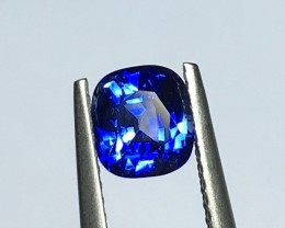 1.30ct Natural Blue Sapphire