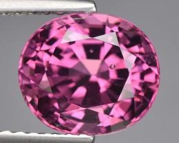 3.00 Cts Natural Sweet Pink Spinel Mogok Gemstone