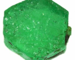 2.05 CTS EMERALD CRYSTALS FROM ETHIOPIA [S-SAFE179]