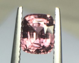 1.50ct Natural Pink/Brown Sapphire