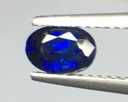 0.95ct Natural Blue Sapphire