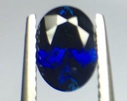 IGI Certified Blue Sapphire 1.25 cts