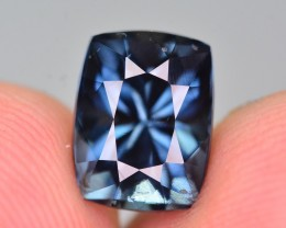 2.90 Ct Amazing Color Natural Indicolite Tourmaline
