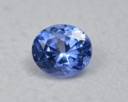 CERTIFIED 1.23 CTS NATURAL BEAUTIFUL OVAL MIX BLUE SAPPHIRE SRI LANKA