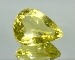 23.99 Crt Natural Lemon Quartz Faceted Gemstone.( AG 52)