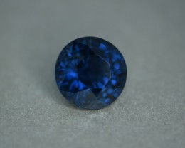 3.65 ct cobalt certified unheated natural spinel.