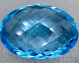 32.60 Crt Topaz Faceted Gemstone (R 21)