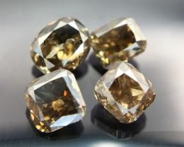 1.10 Crt Natural Diamond Parcels Faceted Gemstone (R 21)