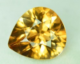 Top Quality 7.50 ct  Champagne Color Topaz Skardu Pakistan