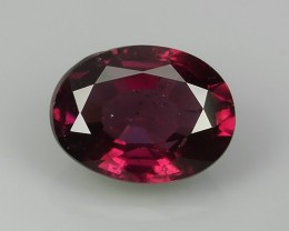 1.90 cts_Oval Cut_Marvelous_Electric Purple_Pink Africa_Sizzling_Rhodolite_