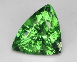 1.60 Cts Untreated Tsavorite Awesome Color & Cut ~ Tk