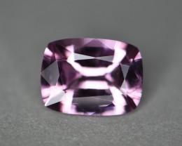 2.95 ct pink no heat certified natural spinel gem.