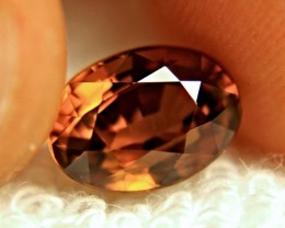 4.73 Carat VVS Southeast Asian Zircon - Gorgeous