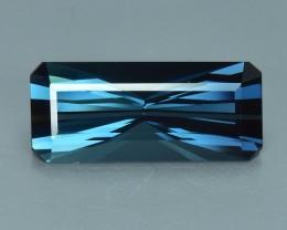 8.67 Cts Fabulous Beautiful Natural Blue Tourmaline