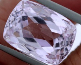 15.20CTS- KUNZITE FACETED GEMSTONE  TBM-1480