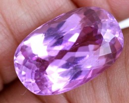 11.05-CTS- KUNZITE FACETED GEMSTONE  TBM-1482