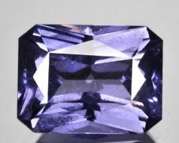 ~PRINCESS~ 5.53 Cts Natural Cobalt Blue Spinel Octagon Sri Lanka