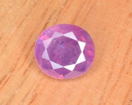 Natural Color Changing Sapphire 1.12 Cts from Kashmir Pakistan