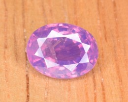 Natural Color Changing Sapphire 1.23 Cts from Kashmir Pakistan
