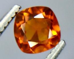 0.52 Crt Natural Citrine Faceted Gemstone.( AG 53)