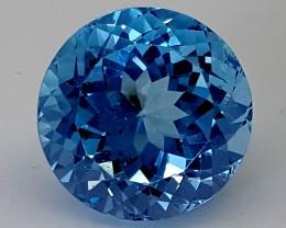14Crt Blue Topaz  Best Grade Gemstones JI28