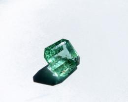 3.84 ct. Colombian (Green Beryl) Emerald