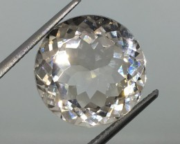 13.33 Carat VVS Topaz Diamond White - Unheated - Stunning Brilliant Quality