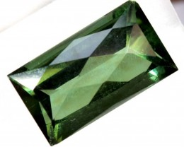 7.80- CTS  GREEN QUARTZ FACETED  CG-2524