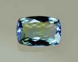 2.27 Cts Fabulous Natural Lustrous Tanzanite