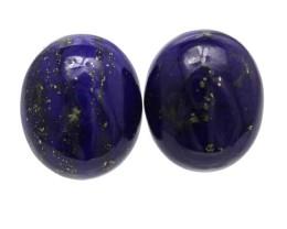 8.97cts Natural Matching Lapis Lazuli Oval Cabochons